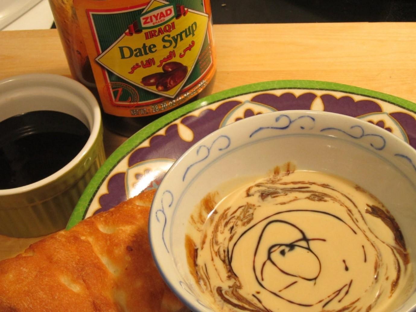 خواص ارده و شیره خرما برای کم خونی